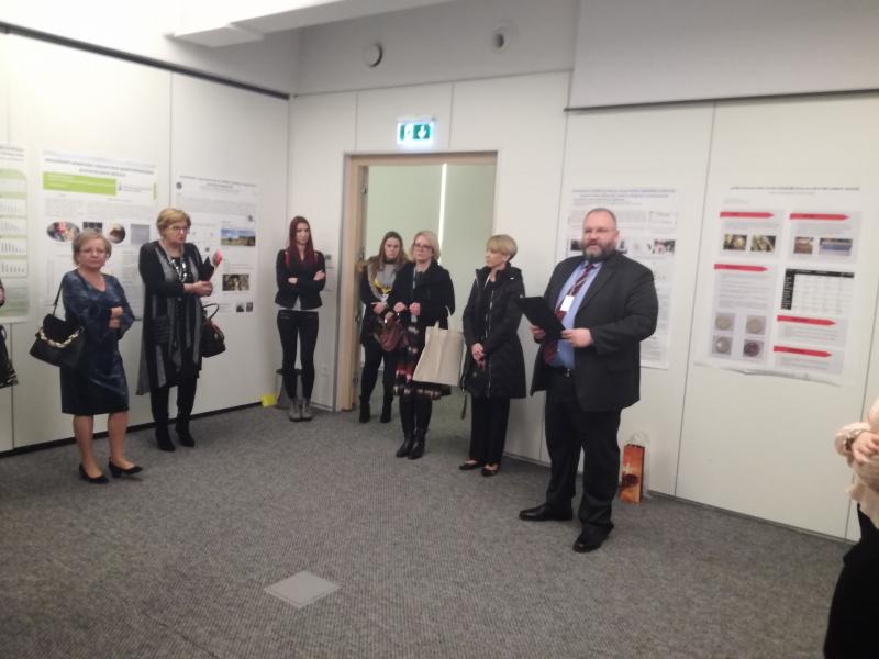 Sudjelovanje projekta PESCAR na stručnim događanjima